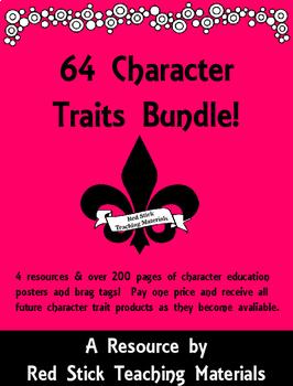 Character Trait Bundle