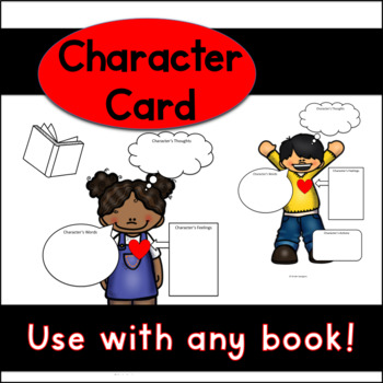 Character Trait Card