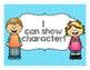 Character Trait Clip Chart - Positive Behavior Management. Perfect for BTS!