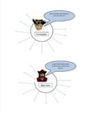Character Trait Comparison Graphic Organizer