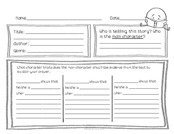 Character Trait Connections and PYP