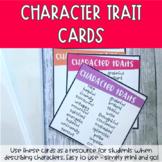 Character Trait Desk Pocket