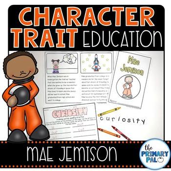 Character Trait Education: Mae Jemison & Curiosity