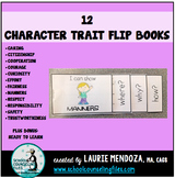 Character Trait Flip Books