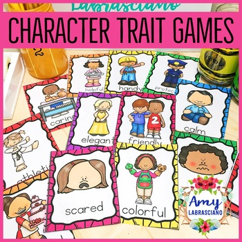 Character Trait Games