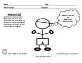 Character Trait Graphic Organizer