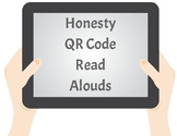 Character Trait Honesty Read Aloud QR Codes listening centers WITH SAFESHARE!!