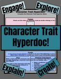 Character Trait Hyperdoc!
