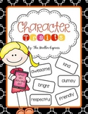 Character Trait Interactive Posters and Interactive Notebook Activities, CCSS