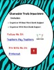 Character Trait Map Graphic Organizer Aligned to Common Core