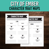 Character Trait Maps for a City of Ember Novel Study