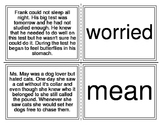 Character Trait Matching Task Cards I-Station Series (Set 2) (20 Cards)