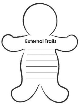 Character Trait Packet