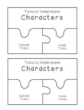 Character Trait Puzzle