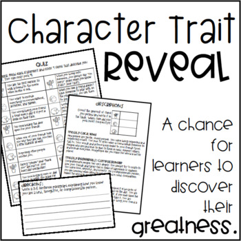 Character Trait REVEAL