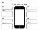 Character Trait Selfie