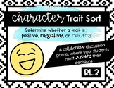 Character Trait Sort