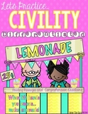 Character Traits: Civility Differentiated Reading Passages