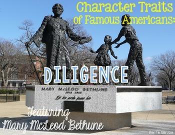 Mary McLeod Bethune Character Trait Spotlight: Diligence