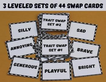 Character Trait Swap