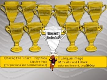 Character Trait Trophies