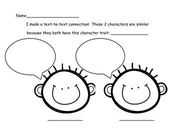 Character Traits Unit