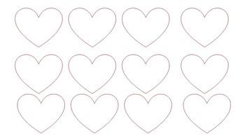 Character Trait Valentine Activity