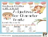 Character Trait Adjectives