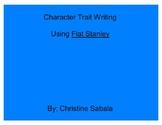 Character Trait Writing - Mimio