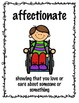 Character Trait of the Day -Posters- 95 different traits!