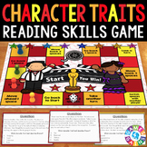 Character Traits Task Cards Game {With 32 Passages!}
