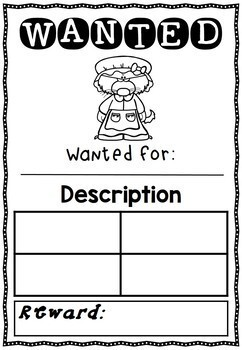 Character Traits Activities including Word Wall Cards