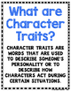 Character Traits #2 Graphic Organizers For Any Book