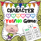 Character Trait Game - Fairy Tales