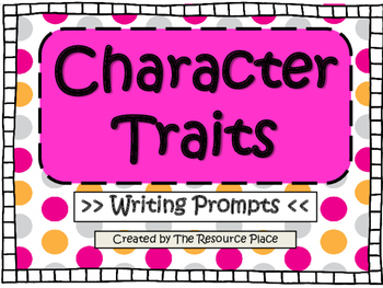 NO PREP Character Traits