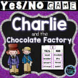 Charlie and the Chocolate Factory - Character Traits Game