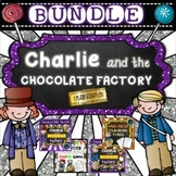 Charlie and the Chocolate Factory Character Traits Activities Bundle