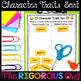 Character Traits Activity Bundle