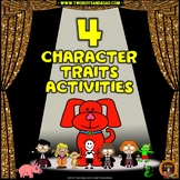 Character Traits Analysis Activities