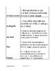 Character Traits Activities & Quiz, 36 pgs.
