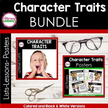 Character Traits BUNDLED Resources