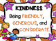 Character Traits Bulletin Board Set - 32 Posters & 400+ Quotes - PBIS