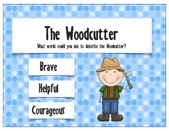 Character Traits {CCSS.ELA-Literacy.RL.1.3}