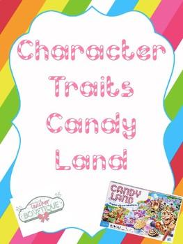 Character Traits Candyland #FinallyFall