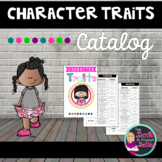 Character Traits Catalog