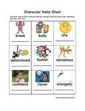Character Traits Chart