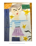 Character Traits Collage Directions, Checklist, Structured