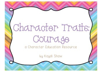 Character Traits: Courage