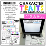 Character Education   Courage