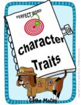 Character Traits Dictionary